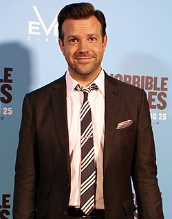 Jason Sudeikis på premiären av Horrible Bosses, 2011.