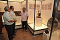 Jayanta Sengupta Visits With Shrikant Pathak And Manash Bagchi - Objects In CRTL Archive Exhibition - NCSM - Kolkata 2018-05-18 0716.JPG