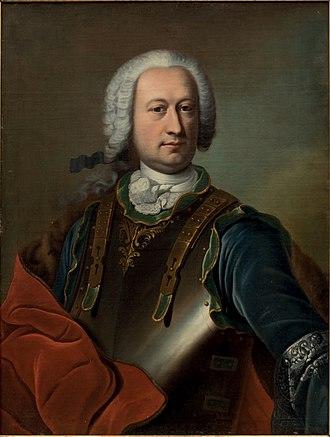 Marquis de Sade - Sade's father, Jean-Baptiste François Joseph de Sade