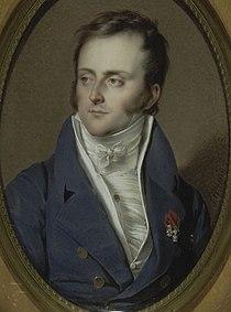 Jean-Urbain Guérin - Charles-Angélique-François Huchet, comte de La Bédoyère (1786-1815).jpg