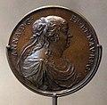 Jean warin, medaglia di anna d'austria, 1660.jpg