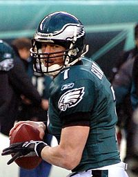 e33bce031e1 Jeff Garcia played with the Eagles in 2006. He threw 10 touchdowns and only  two interceptions.