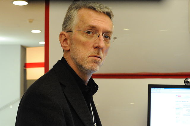 Jeff Jarvis, famous blogger