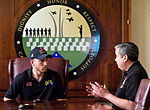Jeffrey Earnhardt tours AFMAO 140528-F-BO262-121.jpg