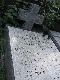Jerzy Andrzejewski monument.JPG