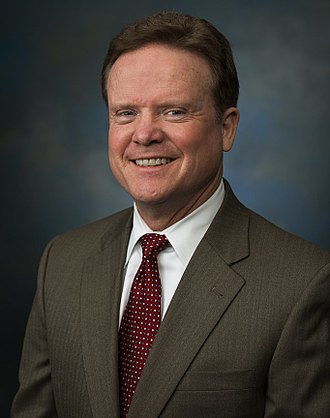 2016 Democratic Party presidential candidates - Image: Jim Webb official 110th Congress photo