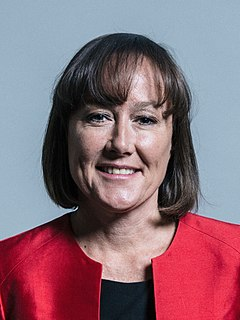 Jo Stevens Welsh Labour politician