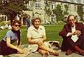 Joan Aiken, Kaye Webb and Stuart Ray, 1972 (cropped).jpg