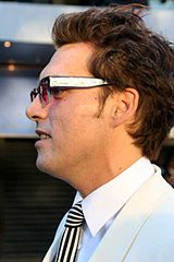 Joe Wright na premierze Pokuty