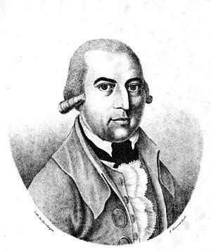 Johann Gottfried Vierling - Johann Gottfried Vierling.