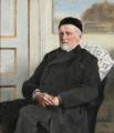 Johannes Ottesen - Portræt af maleren Eiler Rasmussen Eilersen - 1907.png