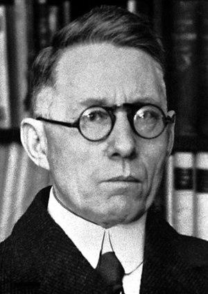 Johannes V. Jensen - Image: Johannes Vilhelm Jensen 1944