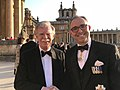 John Bolton and Mark Sedwill at Blenheim Palace.jpg