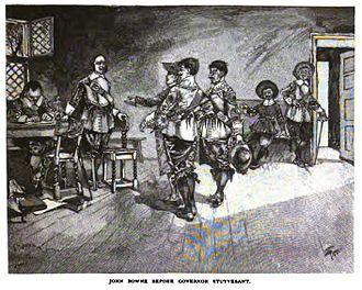 John Bowne - From Scribner's Magazine