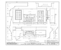 John Branford House, Lafayette and Wyckoff, Wyckoff, Bergen County, NJ HABS NJ,2-WYCK,4- (sheet 10 of 13).png