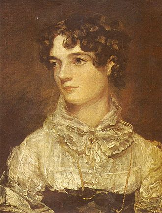 John Constable - Maria Bicknell, painted by Constable in 1816. Tate Britain