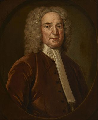 Congregationalism in the United States - Portrait of John Cotton by John Smibert.