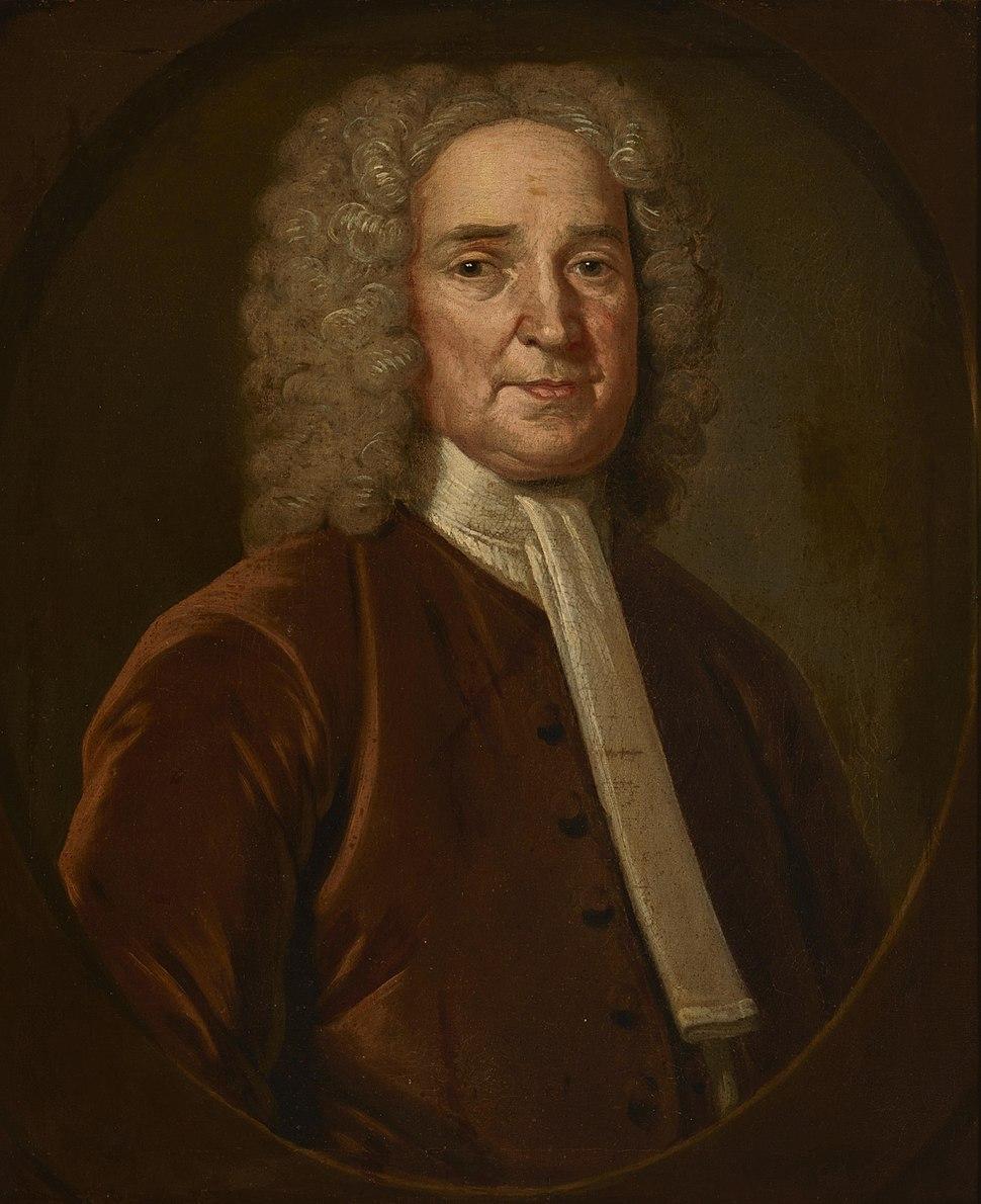 John Cotton by Smibert