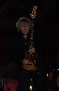 John Lodge (musician) British musician; bass guitarist, vocalist, and songwriter of The Moody Blues