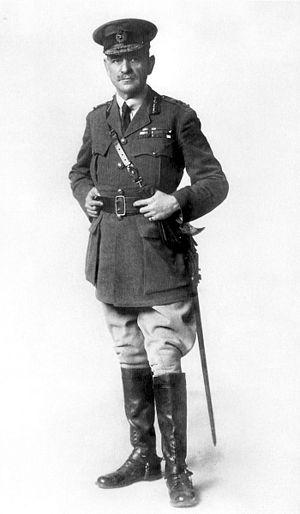 John Monash - Monash in 1918