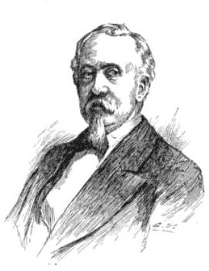 John R. Brady - From the August 11, 1891 edition of The Illustrated American magazine.