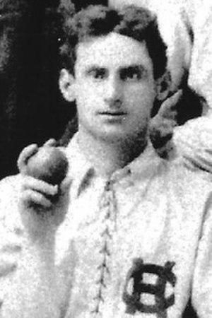 John Stafford (baseball) - Image: John Stafford baseball