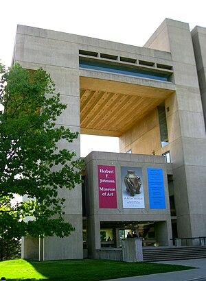 Herbert F. Johnson Museum of Art - Herbert F. Johnson Museum of Art