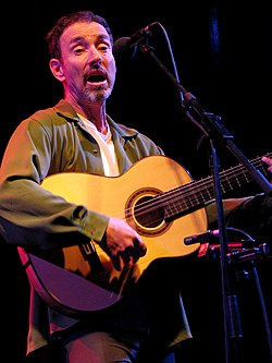 Jonathan Richman, sångare i The Modern Lovers
