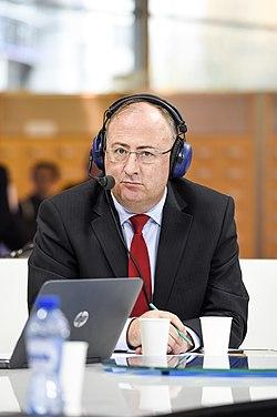 José Manuel Fernandes - Portuguese - Citizens' Corner debate on cutting Europe's youth unemployment- Mission impossible? (22956490881).jpg