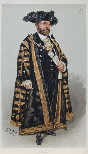 Joseph Cockfield Dimsdale Vanity Fair 23 October 1902