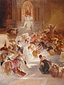 Joseph Mallord William Turner (1775-1851) - Christ Driving the Traders from the Temple - N05474 - National Gallery.jpg