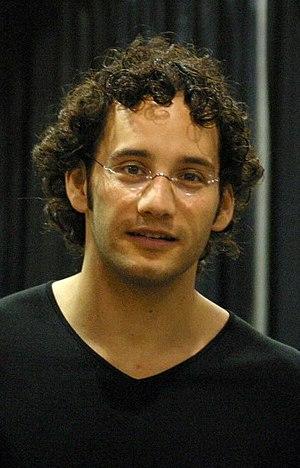 English: Joshua Waitzkin (born December 4, 197...