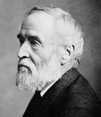 Joseph Hamilton Lambert - Lambert in his later years