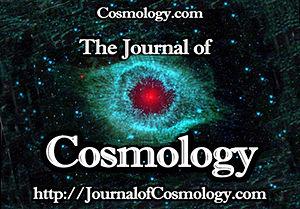 Journal of Cosmology - Image: Journal of Cosmology