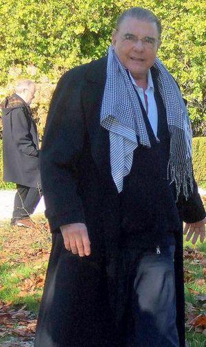 Juan Luis Galiardo - Galiardo in 2010