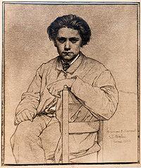 Jules Massenet per Jules-Clément Chaplain (WIKIMEDIA.ORG)
