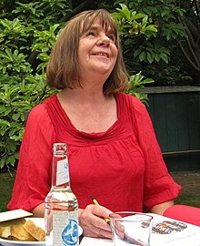 Julia Donaldson at the 2011 Children´s and Young Adult Program of the Berlin International Literature Festival