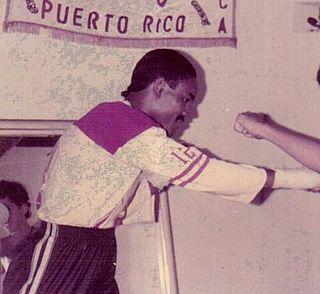 Julian Solís Puerto Rican boxer