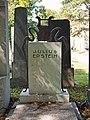Julius Epstein grave, Vienna, 2018.jpg