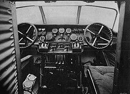 Junkers G.31, NACA Aircraft Circulars [Public domain], via Wikimedia Commons