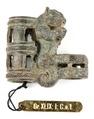 Käppskarvsbeslag i brons - Hallwylska museet - 100090.tif