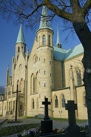 Chorzów - Saint Barbara's Church