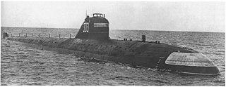 Soviet submarine <i>K-3 Leninsky Komsomol</i> submarine