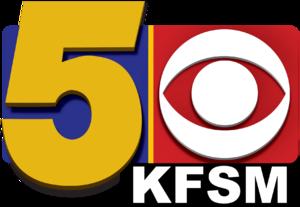 KFSM-TV - Image: KFSM Channel 5 Primary