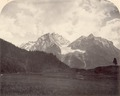 KITLV 100437 - Unknown - Mountains, probably in Kashmir in British India - Around 1870.tif