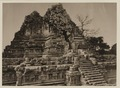 KITLV 40006 - Kassian Céphas - North side of the Shiva temple of Prambanan near Yogyakarta - 1889-1890.tif