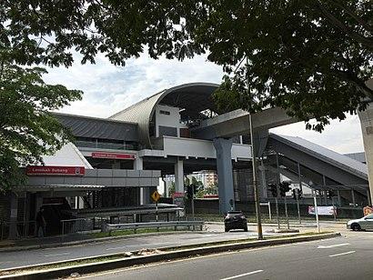 Bagaimana untuk pergi ke Lembah Subang dengan pengangkutan awam - Tentang tempat tersebut