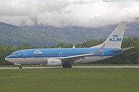 PH-BGP - B737 - KLM