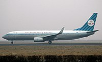 KLM Boeing 737-800 PH-BXA retro 2009.jpg