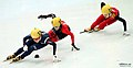 KOCIS Korea ShortTrack Ladies 3000m Gold Sochi 12 (12629371015).jpg